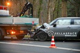 Automobilist gewond in Hilversum