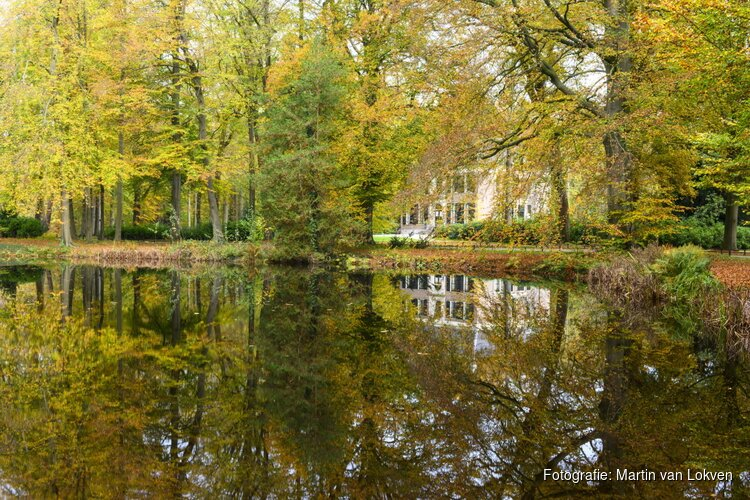 Ontdek de herfst op Gooilust in 's-Graveland